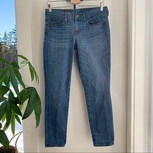 J Crew Toothpick Jeans Size 28